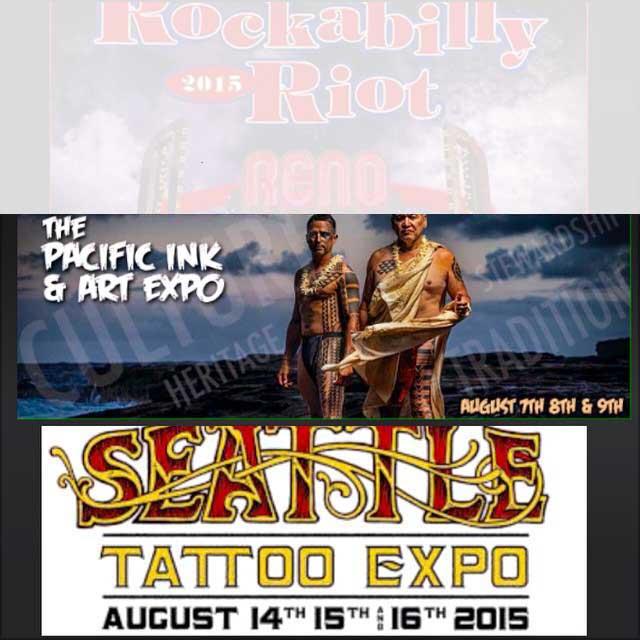 D vasquez tattoo best custom tattoos best quality tattoos for Upcoming tattoo conventions